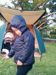 キャンプに行ったよ!!
