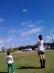 凧揚げ日和