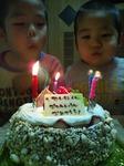 成朋 5歳おめでとう