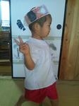創太 こいのぼり (3歳11ヶ月)